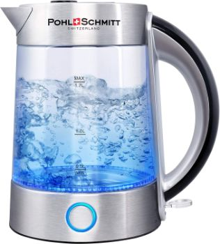 #9. Pohl Schmitt Electric Kettle 1.7L with Inner Lid