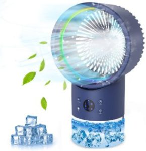 #9. Portable Personal Air Cooler Fan