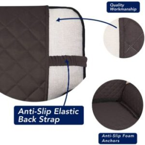 # 6. PureFit Reversible Water Resistant Quilted Sofa Cover
