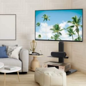 8. YOMT TV Stand with Mount