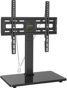 9. AM alphamount Universal TV Stand with Mounts