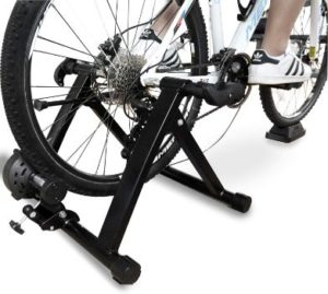 10. Balance From Bike Trainer Stands
