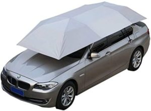 #2. Mein LAY Portable Car Cover