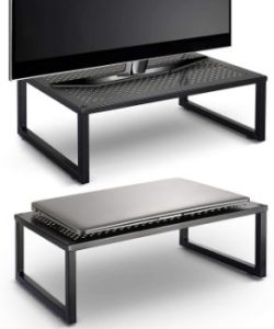 2. Simple Trending Monitor Stand Riser, 2 Pack