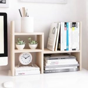 3. Jerry & Maggie - Desktop Organizer Office Storage Rack