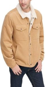 1. Levi's Men's Corduroy Jacket