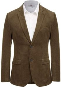 5. Paul Jones Men's Casual Corduroy Jacket