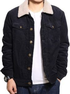 7. chouyatou Men's Winter Jacket