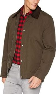 8. Cole Haan Men's City Barn Jacket