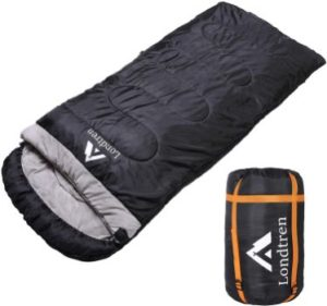 3. Wide Sleeping Bag Big