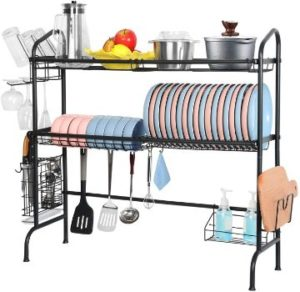 4. Over The Sink Dish Drying Rack