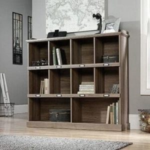 7. Barrister Lane Collection 3-Shelf Bookcase