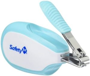 2. Safety 1st Steady Grip Infant Nail Clipper
