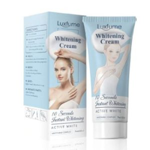 3. Whitening cream (60ml) that can effectively moisturize the skin