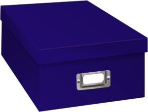 9. PHOTO STORAGE BOXES, HOLDS OVER 1,100 PHOTOS